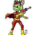 Bucky O'Hare by jarofcomics