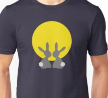 Watching The New Moon Unisex T-Shirt