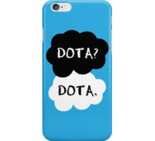 the fault in our wards iPhone Case/Skin