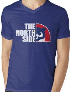 The North Side -  Chicago Cubs - Best T-Shirts Mens V-Neck T-Shirt