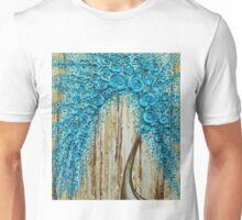Rainy Water Blossom Tree Unisex T-Shirt