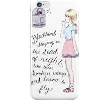 Blackbird iPhone Case/Skin
