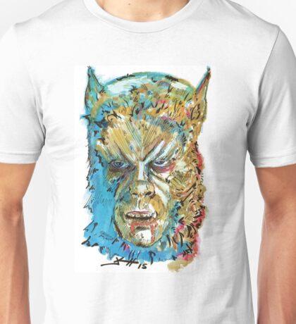 Curse of the Werewolf  Unisex T-Shirt