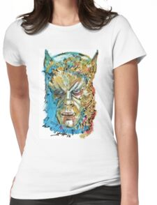 Curse of the Werewolf  Womens Fitted T-Shirt