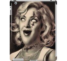Dark Bride iPad Case/Skin