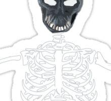 Frank Skeleton Sticker