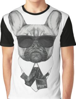 Badass dog  Graphic T-Shirt
