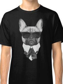Badass dog  Classic T-Shirt