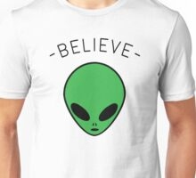 Alien - Believe Unisex T-Shirt