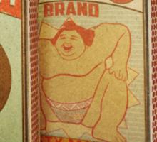 Asian Matchboxes Sticker