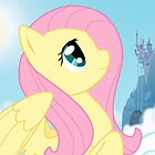 Fluttershy - My Little Pony by DioJoestar