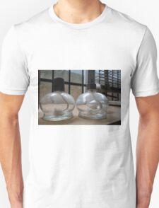 Glass Wick Unisex T-Shirt