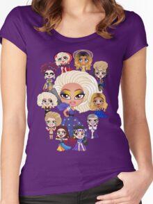 RPDRAS2 Women's Fitted Scoop T-Shirt