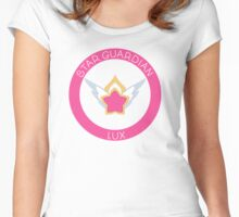 Star Guardian Lux Color Women's Fitted Scoop T-Shirt