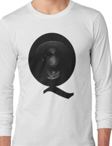 Schoolboy Q - Blank Face Long Sleeve T-Shirt