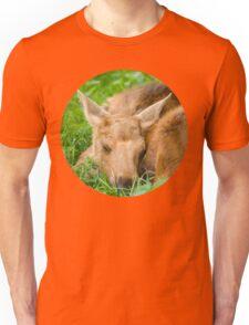 Baby Moose Unisex T-Shirt