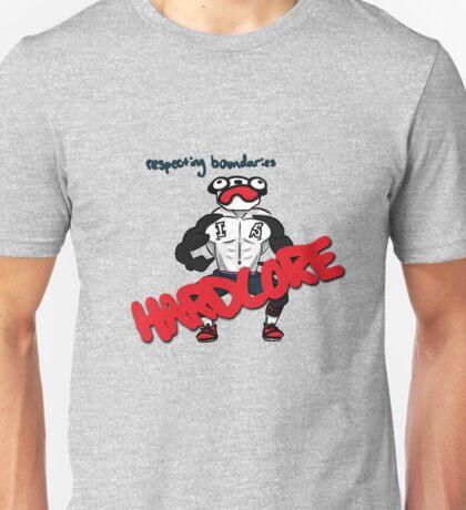 Respecting BOUNDARIES  Unisex T-Shirt