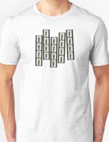 Chaplins Contacts Unisex T-Shirt