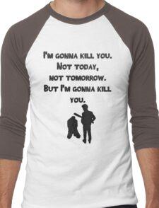 The Walking Dead Rick Season 8 Negan Men's Baseball ¾ T-Shirt