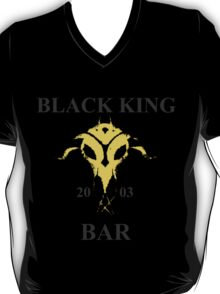 Black King Bar T-Shirt