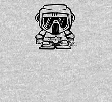 MiniWars - Biker Scout Sketch Variant Unisex T-Shirt