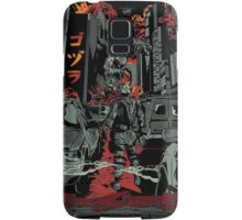 CITY OF DESTRUCTION! Samsung Galaxy Case/Skin