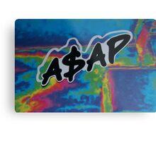 A$AP  Metal Print