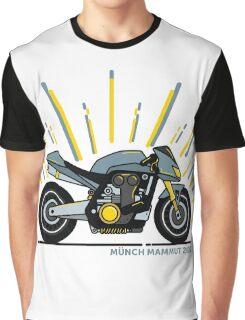 Munch mammoth 2000 Graphic T-Shirt