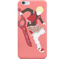 Shulk Vector iPhone Case/Skin
