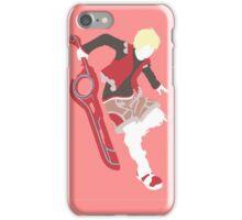 Shulk Vector iPhone Case/Skin
