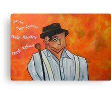 Vellocet Canvas Print