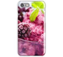 Mixed Berry Sorbet iPhone Case/Skin