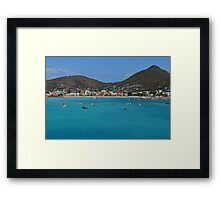 In the Islands Framed Print