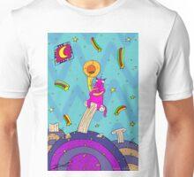 Cat with trumpet Unisex T-Shirt