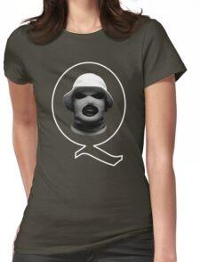 Schoolboy Q - Oxymoron (Black) Womens Fitted T-Shirt