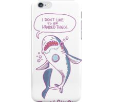 Tony Shark iPhone Case/Skin