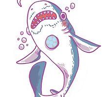 Tony Shark by Cara McGee