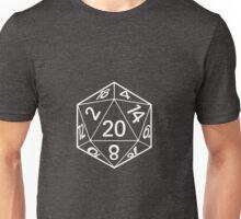 D&D 20 Unisex T-Shirt