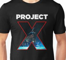 Project X Red Unisex T-Shirt
