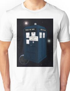The Doctor is Out Back in 5 Unisex T-Shirt