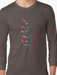 Tshirt - Spotlight Juggler Alternative  Long Sleeve T-Shirt