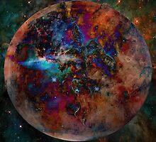 Planet Nebula by talesanura