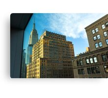 From Your Office Window Canvas Print