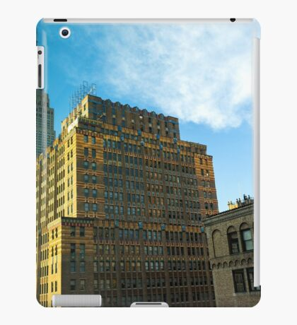 From Your Office Window iPad Case/Skin