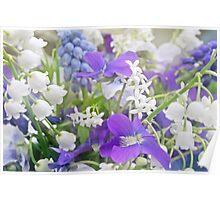Spring Mélange Poster