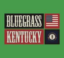 Bluegrass Kentucky One Piece - Short Sleeve