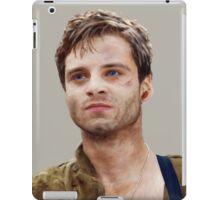 captain america: the first avenger (2011) bucky barnes iPad Case/Skin