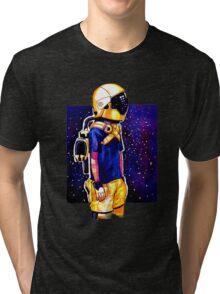 Space School Tri-blend T-Shirt