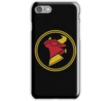 Cow Chop iPhone Case/Skin