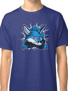 STUCK - Blue Fox / Fuchs (dark backgrounds) Classic T-Shirt